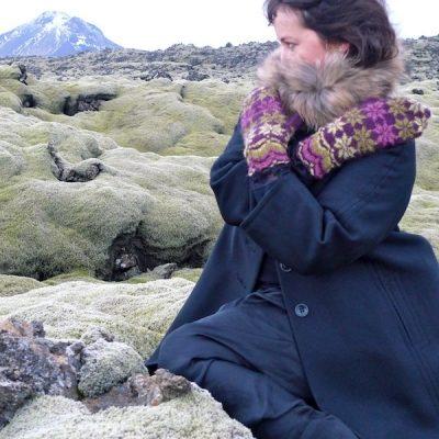 Rosir moufles traditionnelles islandaises (4)