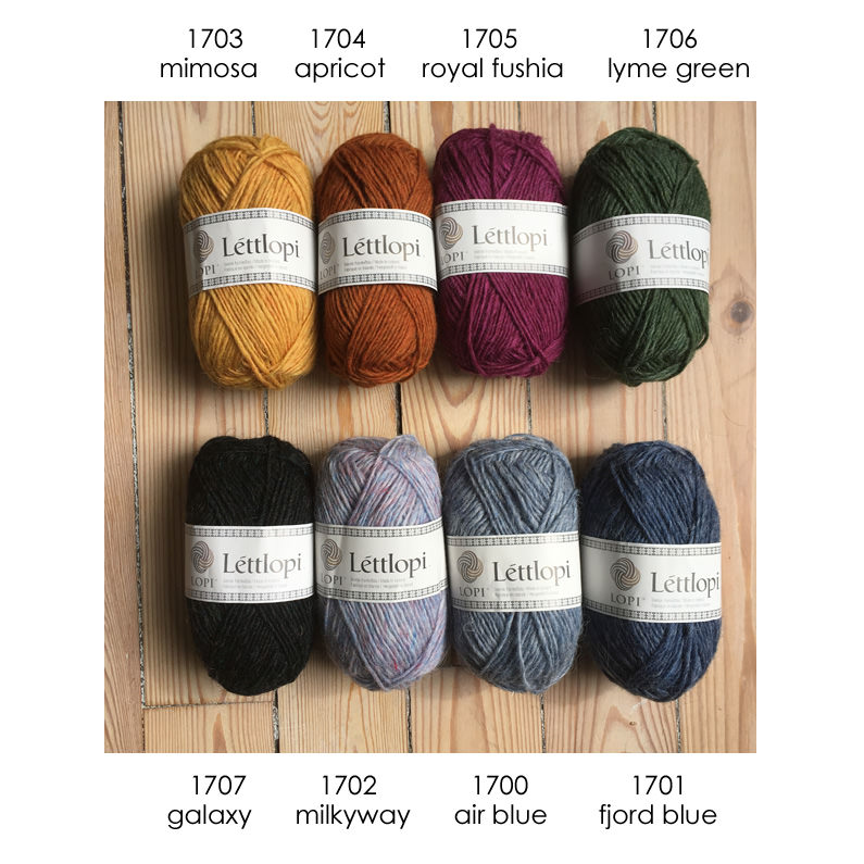 Einrúm L par Kristin Brynja  lopi + silk - Tricoteuse d Islande ... e8bc1be49a5