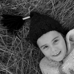 Skotthúfa noir enfant