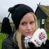 Rósavettlingar: gants traditionnels islandais
