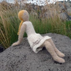 Kit Tricoteuse d'Islande: Theodóra
