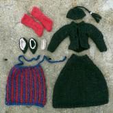 Costume traditionnel de Theodora: tous les accessoires