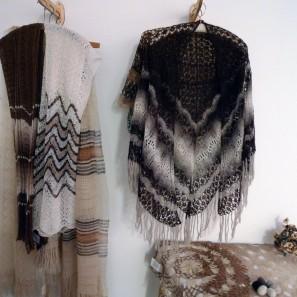 Châles en dentelle islandaise, Musée textile
