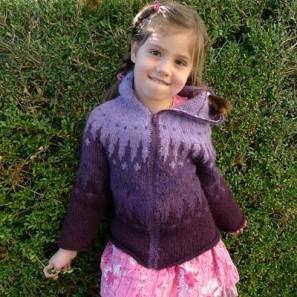 Kit Olga violet