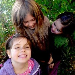 Kit pull islandais lopi Tricoteuse d'Islande: Olga violet