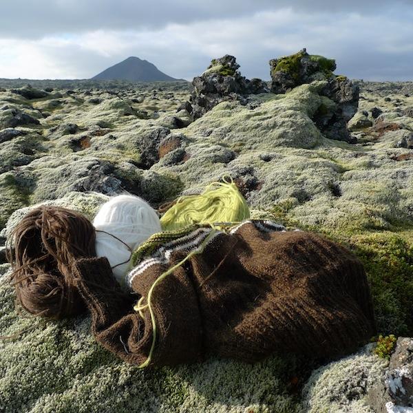 Tricoter avec le plötulopi