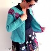 Modèle de tricot Brynja par Tricoteuse d'Islande