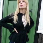 Peysufatapeysa: kit Tricoteuse d'Islande noir
