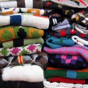 Le tricot jacquard islandais: tous les modèles