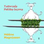 Leçon Tricoteuse d'Islande: montage provisoire sur un crochet