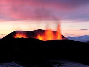 Eyjafjallajökull: explosif