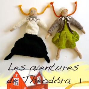 Les aventures de Theodora - 1