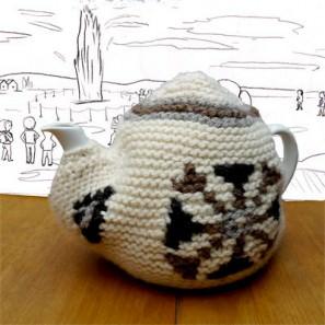 Tea cozy à l'islandaise