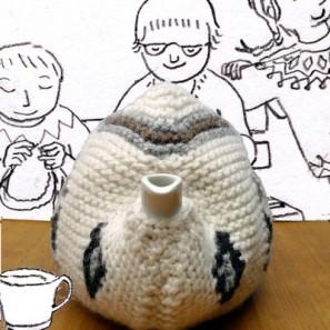 Tea cozy islandais