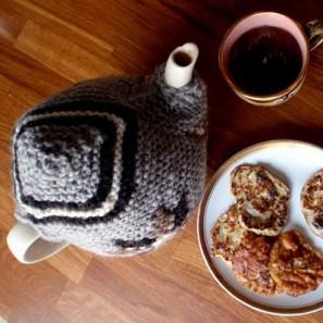 Thé et crêpes islandaises