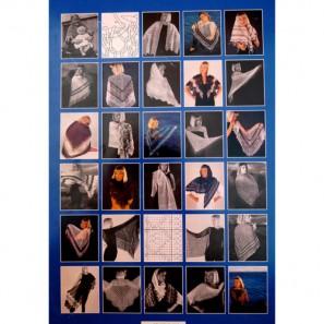 Icelandic lace shawls