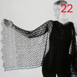 kit22 Le châle de Johanna