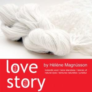Love Story laine artisanale islandaise