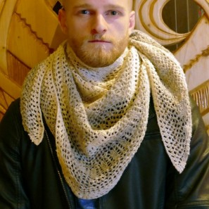 Châle islandais en pays cathare - Viking (4)