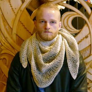 Châle islandais en pays cathare - Viking (3)