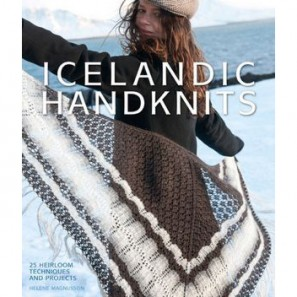 Couverture Icelandic handknits