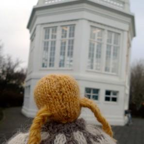 le pavillon à musique de Reykjavik