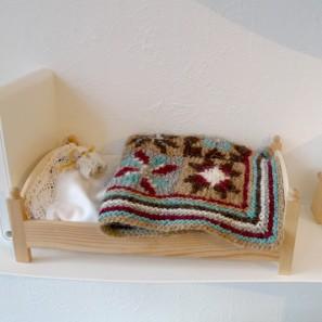 Steinunn sur le lit de Theodora