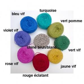 Léttlopi coloris spéciaux pour l'Association de tricot d'Islande