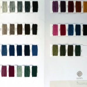 carte des couleurs
