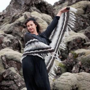 Châle Margret - Tricots islandais (4)