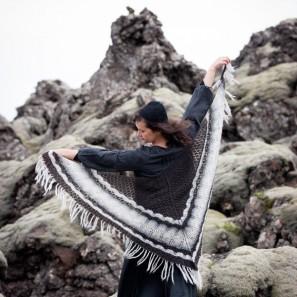 Châle Margret - Tricots islandais (3)