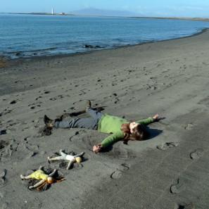 Bjarni poupée garçon islandaise en tricot (13)