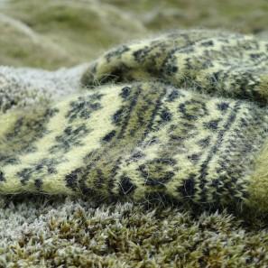 Mosi, moufles traditionelles islandaises, laine Gryla (5)