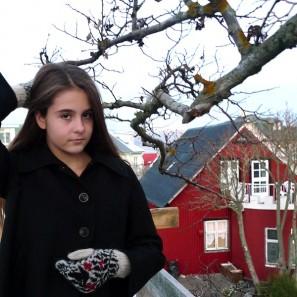 Starri moufles islandaises tricotées avec Gryla (5)