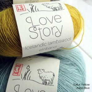 Love Story, fil dentelle islandais agneau (5)