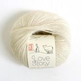 Love Story, fil dentelle islandais agneau (1)