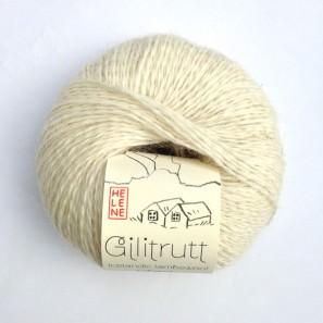Gilitrutt Tvíband, 100% pure laine d'agneau islandais, fil dentelle retors, 2 brins (12)