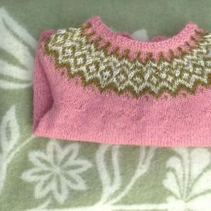 Gilipeysa tricoté avec Gilitrutt (1)