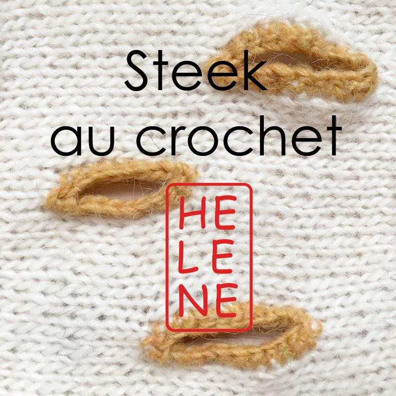 Crochet Steek FR
